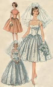 vintage wedding dress patterns momspatterns vintage sewing patterns shop for vintage sewing