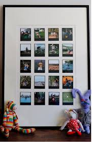 10 ways to display polaroid style snaps in your room