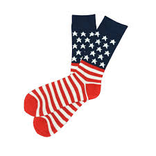 Why Is The American Flag Red White And Blue Of Sock The Merica Red White And Blue American Flag Sock