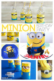 minions birthday party totally awesome minion birthday party ideas