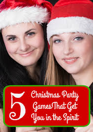 5 christmas party games that get you in the spirit