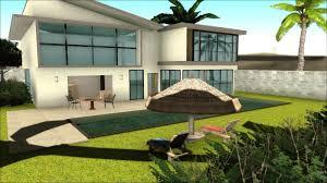Modern Hosue by Gta San New Cj Modern House Youtube