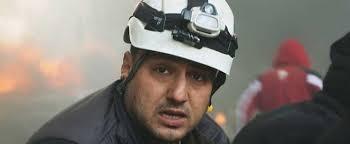 Academy Award Nominated Film LAST MEN IN ALEPPO Documents Syrian