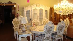 French Provincial Dining Room Sets Wood French Provincial Dining Room Set