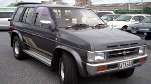 nissan terrano 1995 1993 nissan terrano r3m diesel cash4cars sold youtube