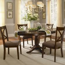 round dining room sets for 6 6 seat round kitchen dining tables you ll love wayfair