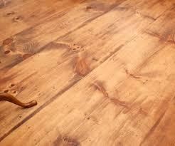 pine wide plank floors