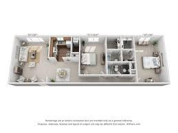 1 2 bed apartments washington gardens