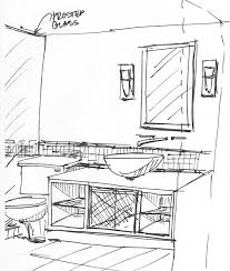 interior sketches interior design degree quick sketching progression disd design blog