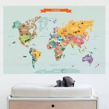 world map with country names contemporary wall decal sticker designs world map country names wall decal in conjunction with