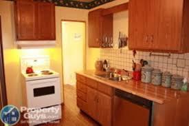 beautiful farmhouse kitchen transformation hometalk