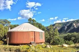 star gazing from a unaweep canyon yurt u2022 adventure pro