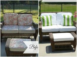 Where To Buy Upholstery Fabric Spray Paint How To Bring Your Outdoor Furniture Back To Life