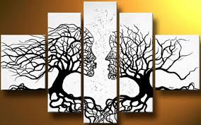 black and white wall art design that great to decorate your home black and white wall art design that great to decorate your home