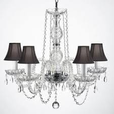 harrison lane 5 light crystal chandelier a waterford crystal chandelier from a unique collection of antique