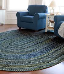 Chenille Braided Rug Bean U0027s Braided Wool Rug Oval Indoor Rugs At L L Bean Kitchen