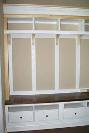 Mudroom Storage Bench Entry Storage Bench Plans Get Stunning Mudroom With Mudroom Bench