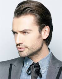 receding hair slicked back what are the best hairstyles for men with receding hairlines