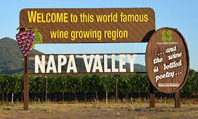 napa valley wineries maps and winery events