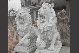 lion statues for sale customized marble lion granite lion bronze lion foo dog in