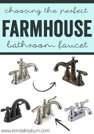 kitchen and bath faucets best 25 farmhouse bathroom faucets ideas on rustic
