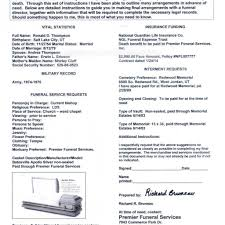 funeral planning guide funeral service planning worksheet and funeral planning guide