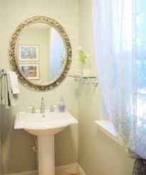 decorating a shelf with glass shelves bathroom contemporary and