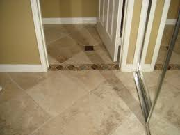 Installing Travertine Tile Laying Travertine Floor Tiles Tiles Flooring