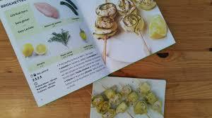 de cuisine light brochettes poulet courgette anneauxfourneaux
