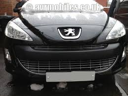 peugeot installation photos parking sensors car kits fitted