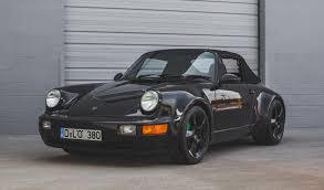porsche 964 rare black 1992 porsche 964 america roadster rennlist porsche
