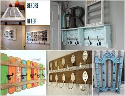10 cool diy coat rack ideas from re purposed materials