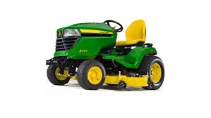 x500 select series lawn tractor x584 48 or 54 in deck john