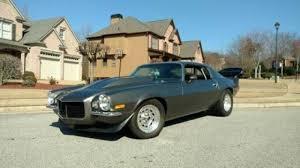 73 split bumper camaro 1973 chevrolet camaro classics for sale classics on autotrader
