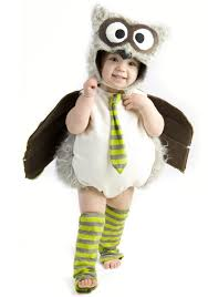 Bunny Halloween Costume Kids Toddler Child Owl Costume