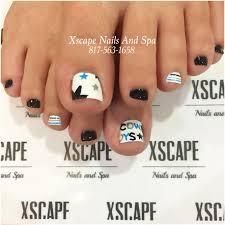 dallas cowboys nail designs cute nails designs pinterest