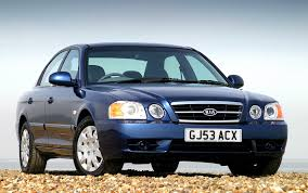 kia magentis saloon review 2001 2005 parkers