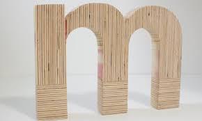 Barn Wood Letters Mdfrsh Reclaimed Wood Letters Miller Creative