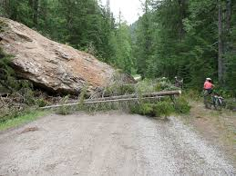 Montana Road Condition Map by Weather Forces Road Closures On Panhandle Forests The Spokesman