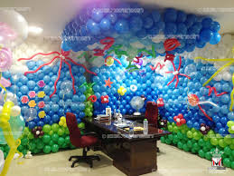modern event makers akhil 9884378857 balloon party decorators