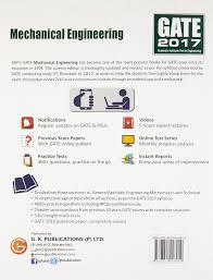buy gate guide mechanical engg 2017 book online at low prices in