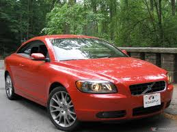 c70 car the 2007 volvo c70 as safe as summer fun gets