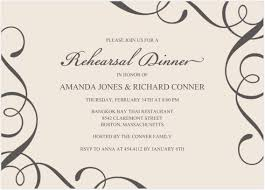 formal luncheon invitation wording casual rehearsal dinner invitation wording cimvitation