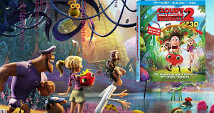 amazon cloudy chance meatballs 2 5 blu ray 3d