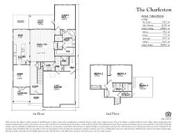 Charleston Floor Plan by Floorplans North Florida Builders