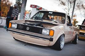 volkswagen rabbit truck 1982 vwvortex com 1981 fully restored caddy pickup 1 9 tdi oem show