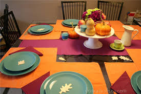 Thanksgiving Table Setting Ideas by Simple Thanksgiving Table Setting Denna U0027s Ideas