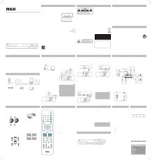 roland home theater rca home theater system rtd317w user guide manualsonline com