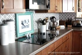 painting kitchen backsplash backsplash painted kitchen backsplash ideas metal wall patterned