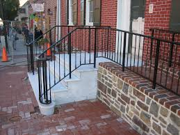 halloween wall covers gettysburg u0027s wills house white stenciling marble steps black